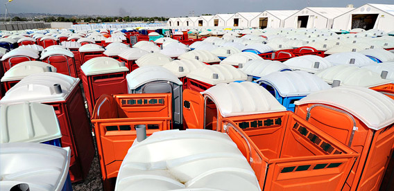 Champion Portable Toilets in Upland, CA